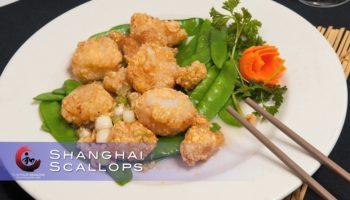 Shanghai scallops
