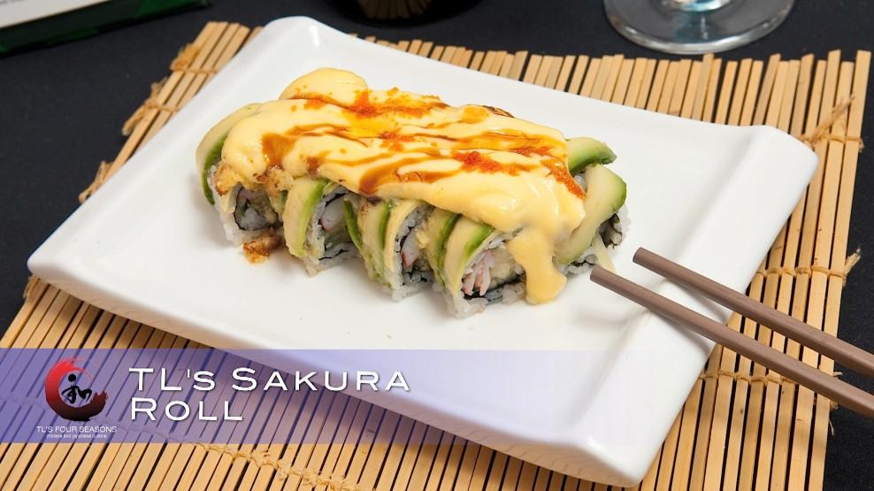 TL's Sakura Roll